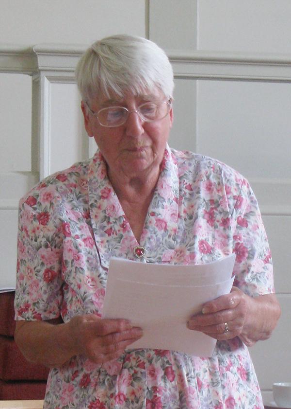Beryl Dyson